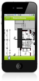 geoCapture App für Bautagebücher