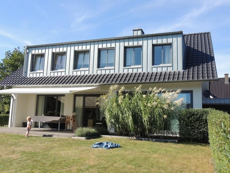 Architekt Achim Emons - Kernsanierung und Ausbau eines Einfamilienhauses